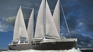 Michelin, ürünlerini yelkenli kargo gemisiyle taşıyacak!
