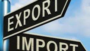 Orta Karadeniz'de ihracat-ithalat rakamları