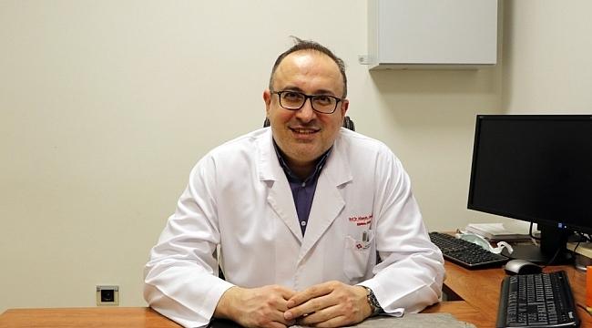 """Prof. Dr. Önal: """"Kanser riskini azaltmak elinizde"""""""