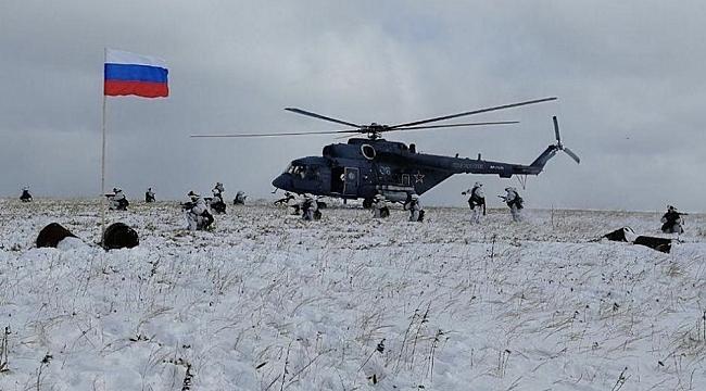 Rusya, Japonya sınırında askeri tatbikatlara başladı