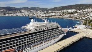 Bodrum turizmine müjde: 30 kurvaziyer gemisi sezonda ilçeye demir atacak