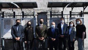 Büyükkılıç'tan, Mimarsinan Müzesi ve Mimarlık Merkezi açıklaması