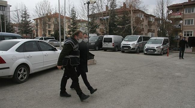 Çiğ köfteci saldırganları adliyeye çıkartıldı
