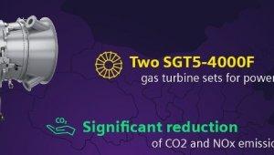 Çin'deki enerji santraline teknoloji desteği