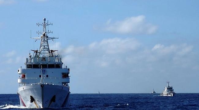 Çin'den Japonya ve ABD'nin ortak açıklamasına tepki