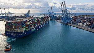 CMA CGM, İspanya TTIA terminalinin yüzde 50'sini aldı