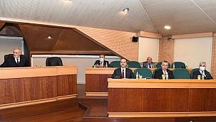 İMEAK DTO Mart Ayı Olağan Meclis Toplantısı gerçekleştirildi!