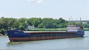 Karadeniz'de Volgo Balt 179 isimli gemi battı: 2 ölü, 1 kayıp!