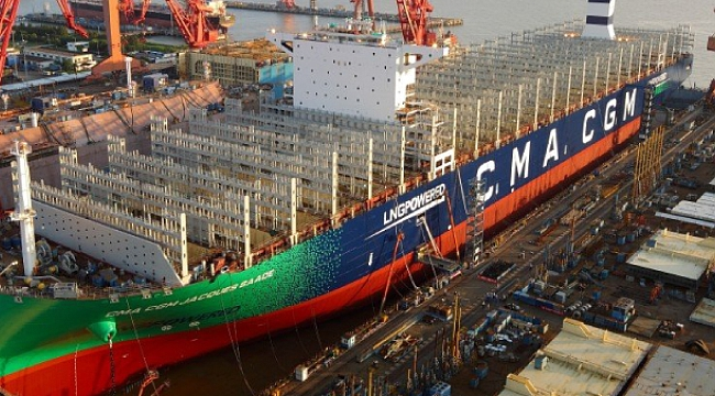 Konteyner gemisi siparişlerinin oranı %15'e yükseldi: Şirketler arası radikal değişimler görülebilir!