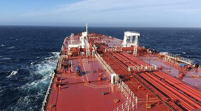 Kore'de amonyak tedarik gemisi tasarımı AIP onayı aldı!