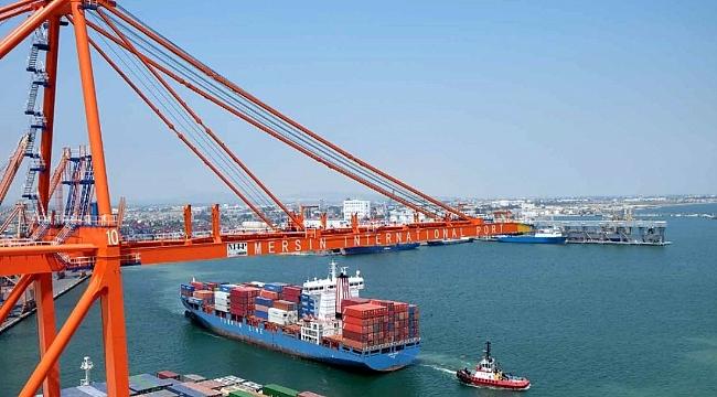 Mersin Uluslararası Limanı'nın toplam konteyner kapasitesi 3.6 milyon TEU'ya çıkacak