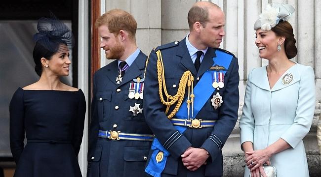 """Prens William'dan Meghan Markle'a cevap: """"Irkçı bir aile değiliz"""""""