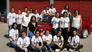 Ralli Bodrum'da Kadın Gücü