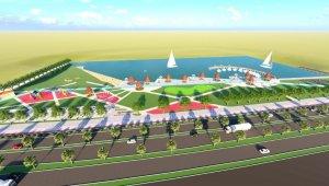 Rize'de vatandaşları denizle buluşturacak proje