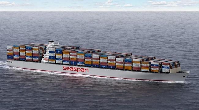 Seapan, 15.000 teu'luk iki konteyner gemisi satın aldı: 140 milyon dolar!