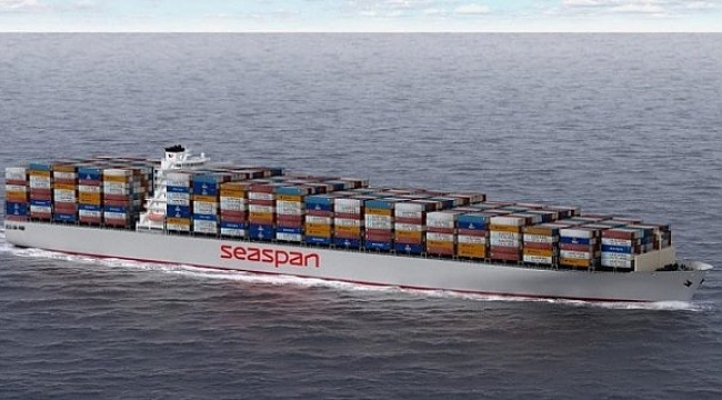 Seaspan gemi inşa siparişlerinin ardı arkası kesilmiyor: 6 gemi daha!