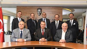 Vapur Donatanları ve Acenteleri Derneği Yönetim Kurulu Belirlendi!