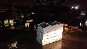 Yenikapı'da su ürünleri denetiminde 25 kasa lüfere el konuldu