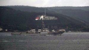 ABD, savaş gemilerini Karadeniz'e göndermekten vazgeçti!