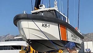 Ares Tersanesi'nin inşa ettiği 122 adet Sahil Güvenlik botundan ilki suyla buluştu!