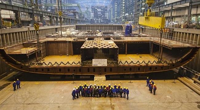 Avrupa gemi inşa sektöründe işten çıkarmalar artıyor!