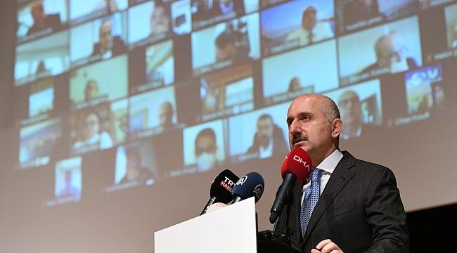 Bakan Karaismailoğlu: ''Yeni gemi inşa teşviki yönetmeliğini hazırladık!''