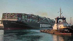 Çin, Süveyş Kanalı'na 5 adet römorkör inşa edecek!