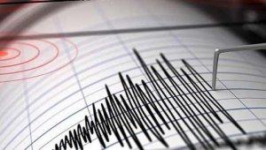Ege Denizi'nde 5.1 büyüklüğünde deprem!