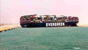 Ever Given gemisinin sigorta firmasından tepki: ''Alı koyma kararı bizi hayal kırıklığına uğrattı''