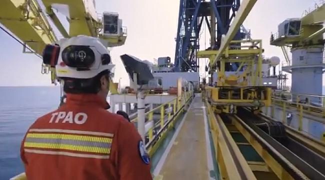 Fatih sondaj gemisi Karadeniz Amasra-1'e doğru yola çıktı!