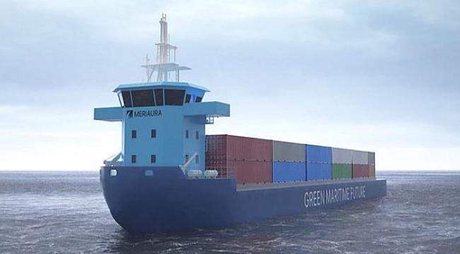Finlandiya merkezli Meriaura yeni karbon nötr konsept gemisini tanıttı!
