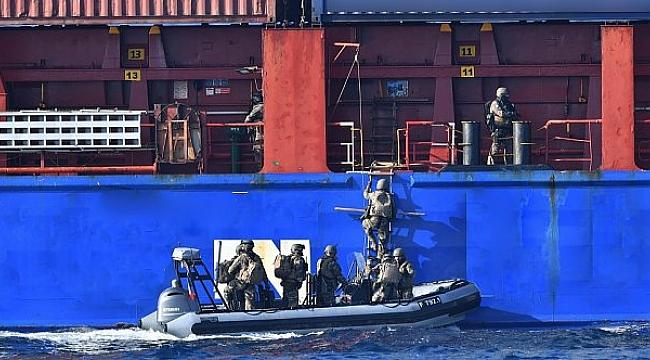 Fransız ordusu, Türk kargo gemisine Libya açıklarında baskın yaptı!