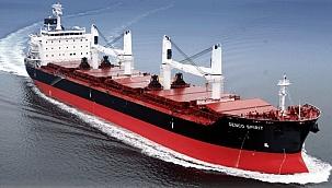 Genco Shipping 2016 inşa ultramax kuru dökme yük gemisi satın aldı!