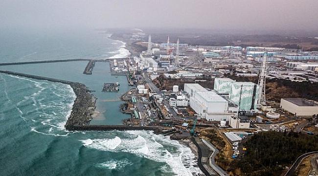 Japonya Fukuşima'daki radyoaktif suyu okyanusa boşaltacak!