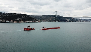 Kaptan Cahit İstikbal: ''İstanbul Boğazı'nda 2 günde bir kazaya ramak kalıyor!''