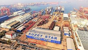 Kuzey Star, nükleer buzkıran gemiler için yüzer liman yapacak!