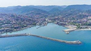 Norveç bayraklı gemide 250 bin lira değerinde fuel-oil ele geçirildi