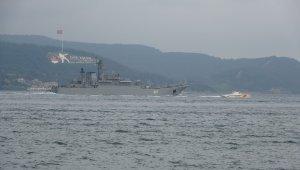 Rusya gemilerini Karadeniz'e çekiyor: İki savaş gemisi Çanakkale'den geçti!