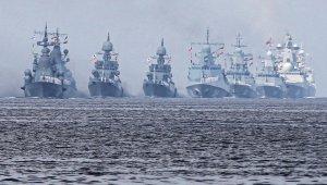 Rusya, Hazar Denizi'ndeki filosunu Karadeniz'e sevk etti!