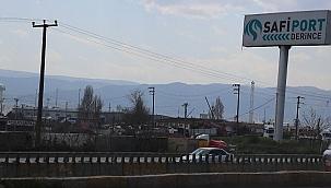 Safiport Derince Limanından iş kazası ile ilgili açıklama!