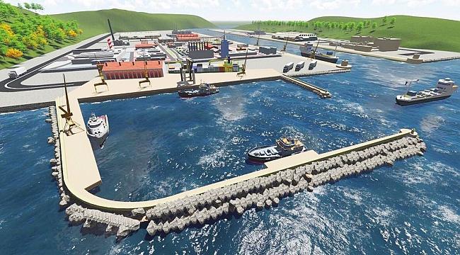 Sanayiciler Filyos Limanı'nın açılması için gün sayıyor!