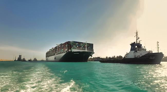 Süveyş Kanalı'nın kılavuz kaptanları da soruşturma altına alındı!