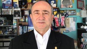 TURMEPA Antalya Şubesi Başkanlığına İzzet Ünlü seçildi!