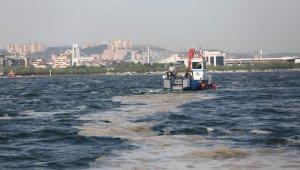 38 günde 100 ton deniz salyası toplandı!