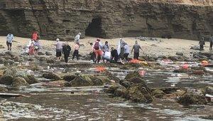 California açıklarında alabora olan gemide 2 kişi öldü