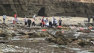 California açıklarında gemi alabora oldu: 2 kişi öldü!