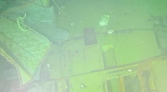 Çin, denizaltı enkazı için gemi gönderiyor: 1.300 ton metal 800 metre derinlik!