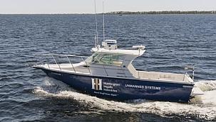 HII, inşa ettiği insansız tekneyi görücüye çıkardı!
