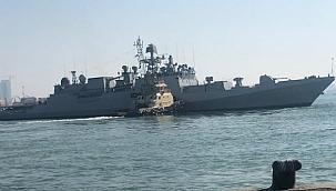 Hindistan Donanması, oksijen ithalatı için yedi savaş gemisi gönderdi!