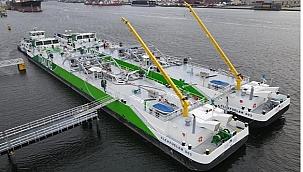 İlk Bio-LNG çift yakıt tedarik gemisini inşa ettirecek!